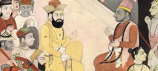 Ek-Baba-Akal-Rup-Nal-Rebabi-Mardana