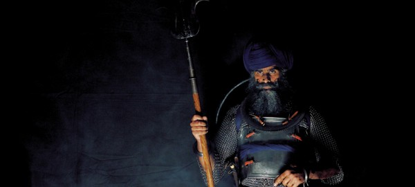 Weller's 35 year career has spawned many high profile collaborations but none quite as unique as that with Nidar Singh Nihang, the last known master of the Sikh battlefield arts.