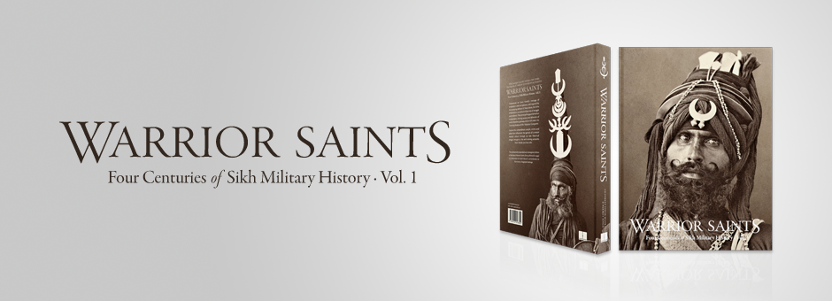Warrior Saints Vol 1. 