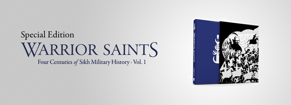 Warrior Saints Vol 1 Special Edition