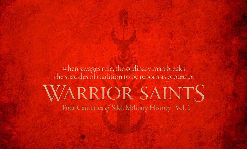 Warrior Saints Large wallpaper